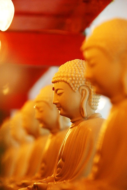 Buddha zdroj: Pixabay.com