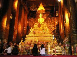 Buddhistický chrám Thajsko zdroj: Pixabay.com