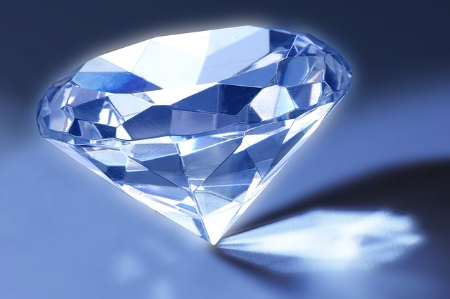 Diamant zdroj: Pixabay.com