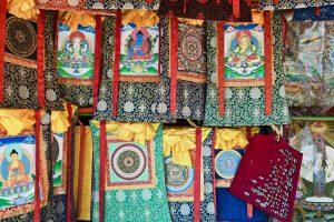 Thangky - zdroj Tenzin Palmo
