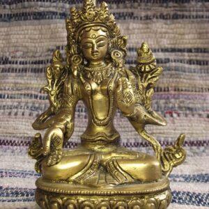 Socha Tára - zdroj Buddhaweb.cz