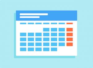 Kalendář zdroj: Pixabay.com