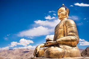Buddha - Tokpa Korlo