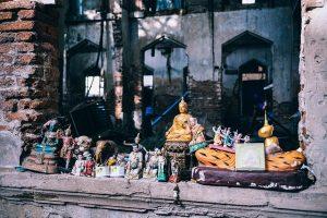 Buddhismus na západě Image by Igor Ovsyannykov from Pixabay
