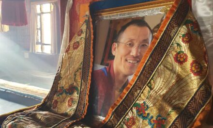Khenpo Tenpa Yungdrung: O studiu v buddhistickém klášteře